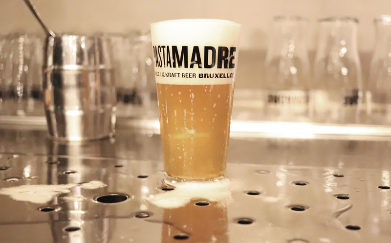 Pasta Madre Bruxelles Craft Beer